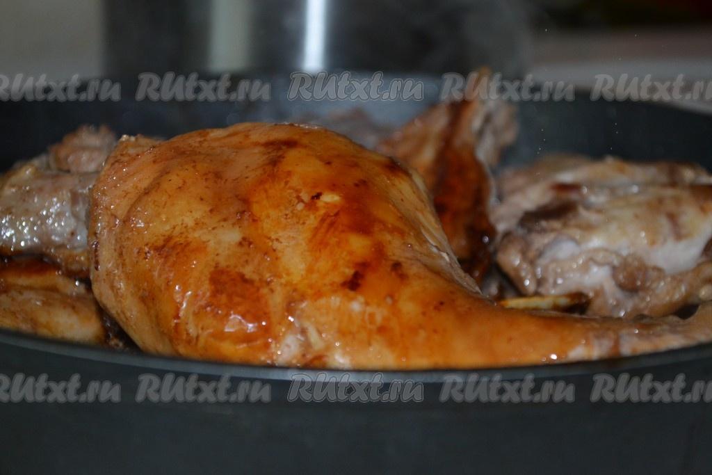 Кролик тушеный на сковороде рецепт пошагово