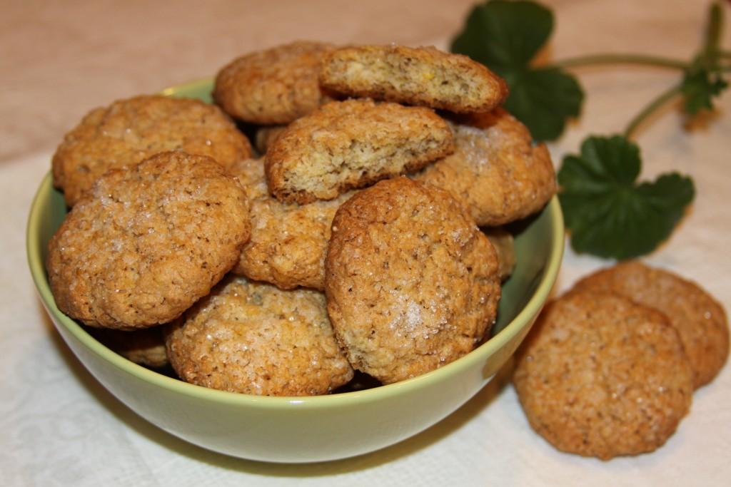 Как сделать овсяное печенье