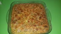 Пирог с капустой на дрожжевом тесте из кефира - рецепт пошаговый с фото