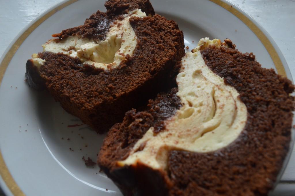 Пирог шоколадный с творогом рецепт с пошагово в духовке